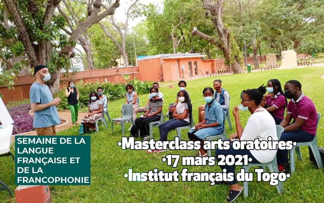 Semaine de la langue française et de la Francophonie 2021